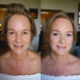 Invitada de boda, maquillaje por Luisa Portales Make up Sevilla
