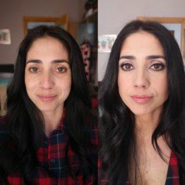 Destellos. maquillaje por Luisa Portales Sevilla