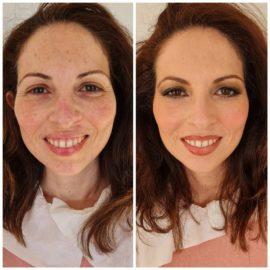 maquillaje a domicilio de bodas y eventos Luisa Portales Make up Artits Sevilla