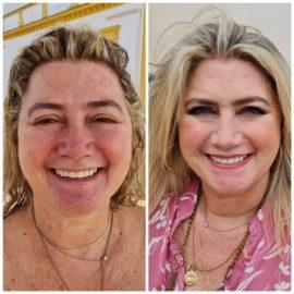 maquillaje a domicilio de bodas y eventos Luisa Portales Make up Artits